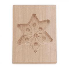 Modelček Springerle, Zvezda 8 x 5,5 cm