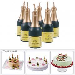 Svečke Šampanjec