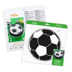 Šablona nogometna žoga 25 cm