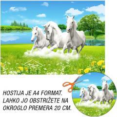 Hostija Trije Beli Konji, A4