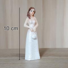 Poročna figurica nevesta