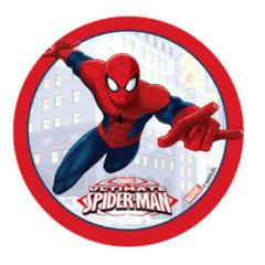Hostija Spiderman - 14,5 cm - št.2