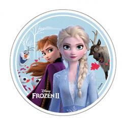 Hostija Frozen II 20 cm, št.1