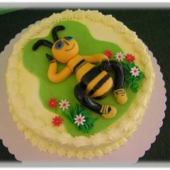 Torta ČEBELICA - Recept za torto