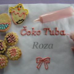 ČOKO tuba - Roza