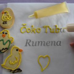 ČOKO tuba - Rumena