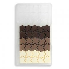 Modelček polikarbonat puzzle