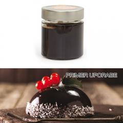 Čokoladna glazura za bleščeč izgled, 250 g