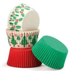 Papirčki za muffine Bodika in Smreke, 75 kom