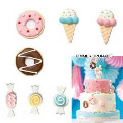 7 sladkornih sladkarij