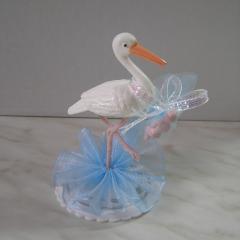 Figurica Dojenček 4 - štorklja