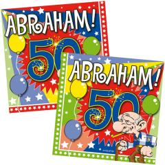 Mini servieti Abraham