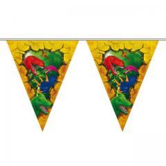 Dinozavri zastavice za zabavo