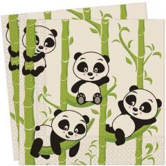 Servieti Panda
