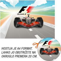 Hostija Formula F1 A4