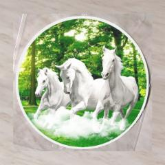 Hostija Trije Beli Konji, 15 cm