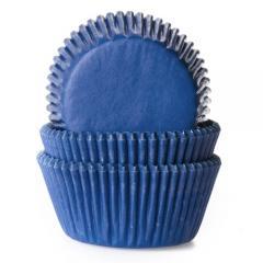HoM papirčki za muffine Jeans MODRI