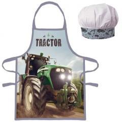 Traktor predpasnik + kapa