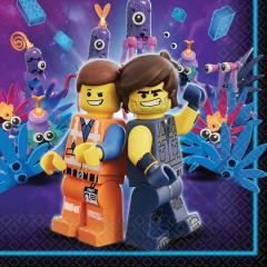 Servieti Lego adventura