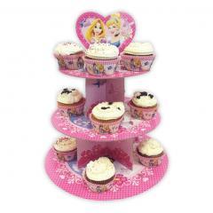 Stojalo za muffine Disneyeve Princeske