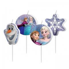 Svečke za torto Ledeno kraljestvo (Frozen)