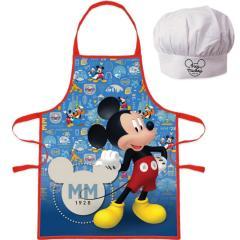 Miki miška predpasnik + kapa