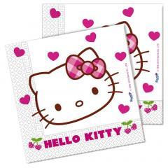 Servieti Hello Kitty