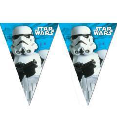 Star Wars - Vojna zvezd zastavice za zabavo