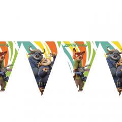 Zootopia zastavice za zabavo