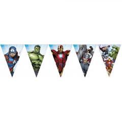 Super heroji zastavice za zabavo