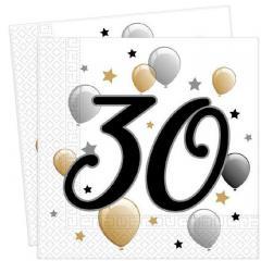 Servieti 30 let