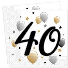 Servieti 40 let