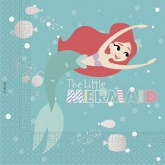Servieti Ariela mala morska deklica