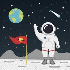 Servieti Astronavt