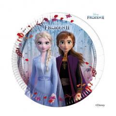 Papirnati krožniki Frozen II 19,5 cm