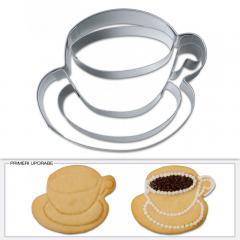Modelček skodelica kave