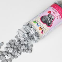 Sladkorni Posip KONFETI srebrni