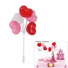 Baloni srčki 16 cm