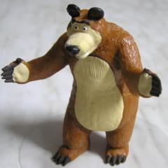 Dekorativna figurica Medved