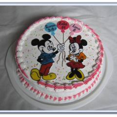 Torta Miki Miška