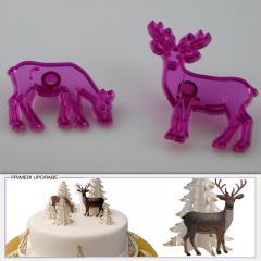 Modelček za jelenčka - 2 delni set