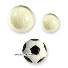 Modelček nogometna žoga - 2 delni