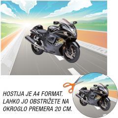 Hostija Motor A4