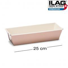 Pekač s keramično prevleko za kruh ali pecivo 25 cm