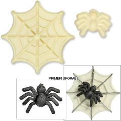 Modelček Pajek in mreža - 2 delni