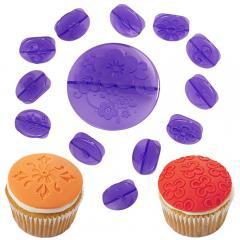 Wilton modelčki rožice za muffine