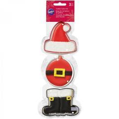 Wilton modelčki Božiček, 3 delni