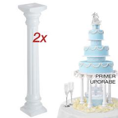 Rimski stebri 35 cm, 2 kom