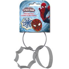 Spiderman modelčki za piškote