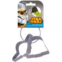 Star Wars modelčki za piškote